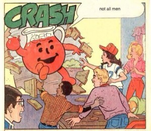 not all men mr koolaid