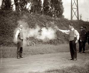 Testing_bulletproof_vest_1923
