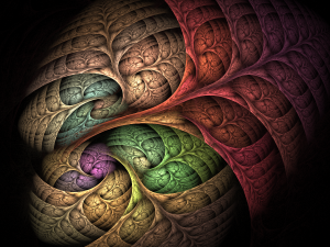 Technicolor_Alien_Brain_by_ClaireJones
