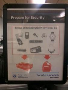 prepare for security