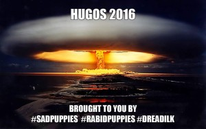 """Posted by Rabid Puppy leader """"Vox Day"""" in 2015. At least he's direct."""