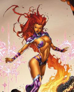 teen-titans-starfire-dc-comics