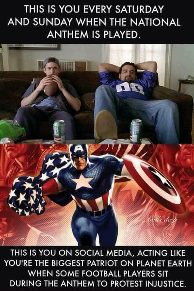 Meme Captain America Malaysia
